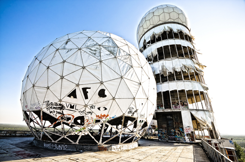 Teufelsberg, Germany