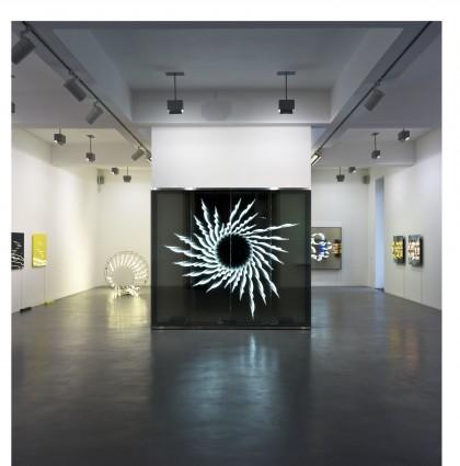 Der Sog des Lichtes – Brigitte Kowanz