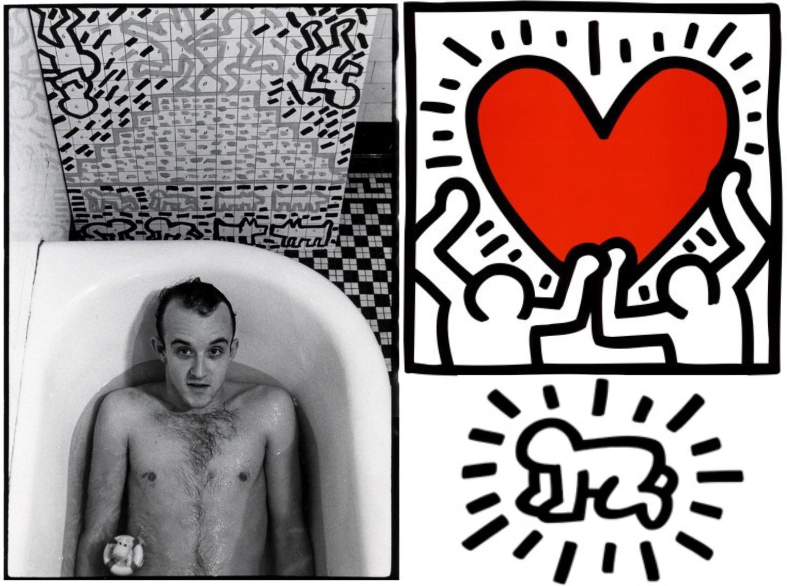Courtesy of Keith Haring Foundation