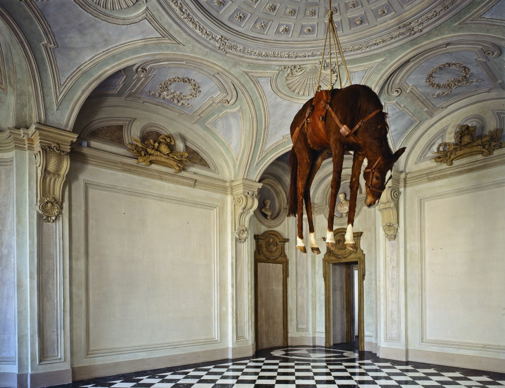 Paolo Pellion di Persano Courtesy Maurizio Cattelan's Archive