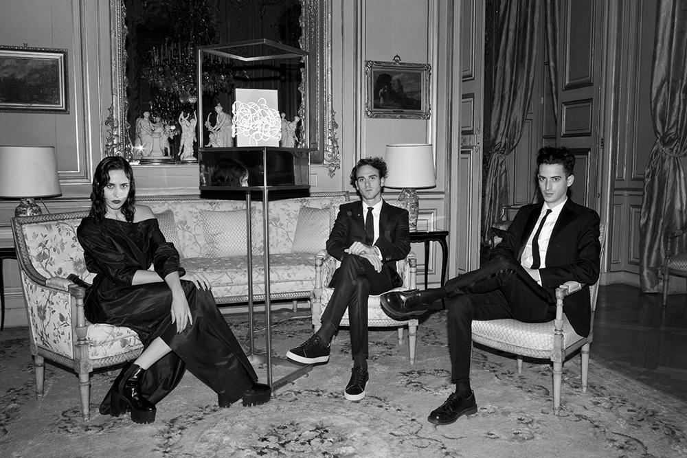 Alice-Rosati (Editor in chief), Filippo Pecora (Managing editor), Tommaso Foggini (Editor in chief).