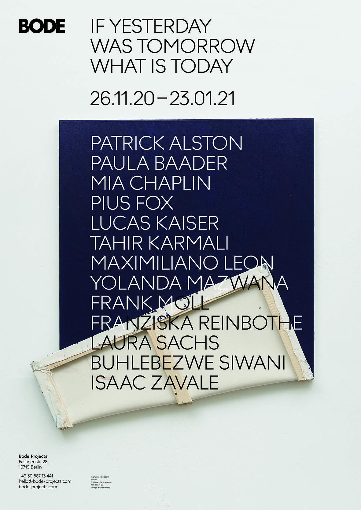201119.IfYesterday.Plakat.PRINT