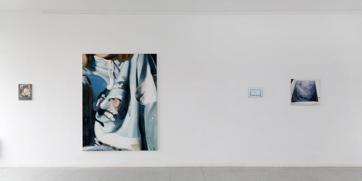 Mireille Blanc, Exhibition view, 2021