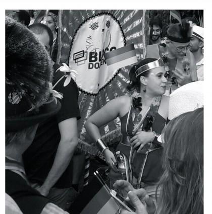 Photodiary: Carnival in São Paulo