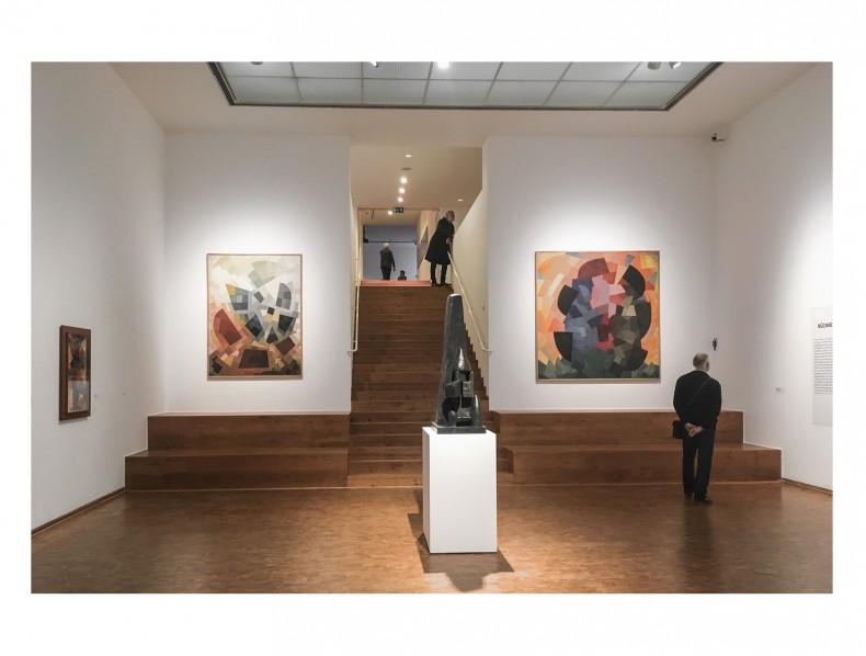 Abstract Artist Otto Freundlich