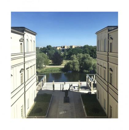 Potsdam's new art museum BARBERINI