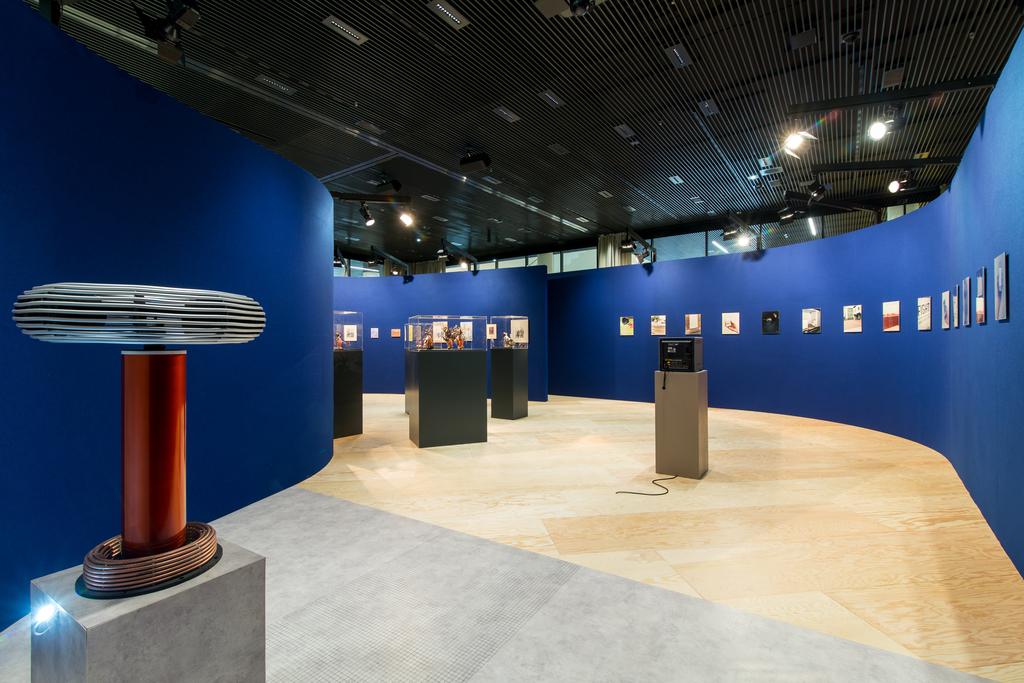 RUNDGANG 50HERTZ: Emma Adler, Asana Fujikawa, Susanne Keichel, Cosima zu Knyphausen, © Nationalgalerie, Photo André Wunstorf