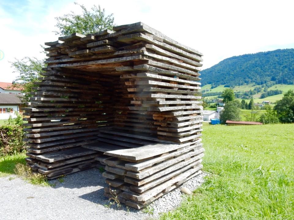 Ensamble Studio, Antón García-Abril | Débora Mesa, Spanien in Cooperation with Dietrich|Untertrifaller Architekten Bregenz Wien, photo © Jörn Plenz