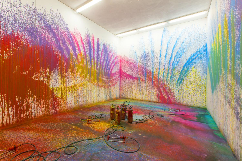 1 © Rutger de Vries, Colorscape I, 2017, Photo by José Biscaya