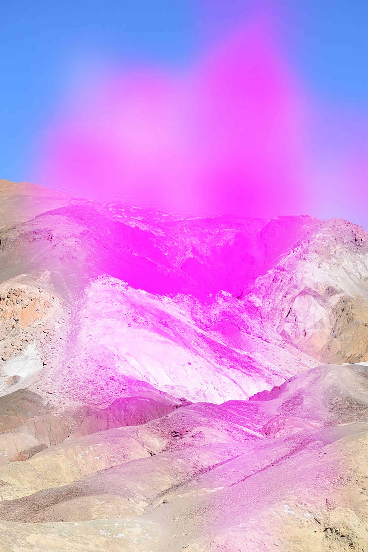 Alyssa DePaola Death Valley (Volcano 1) 2017