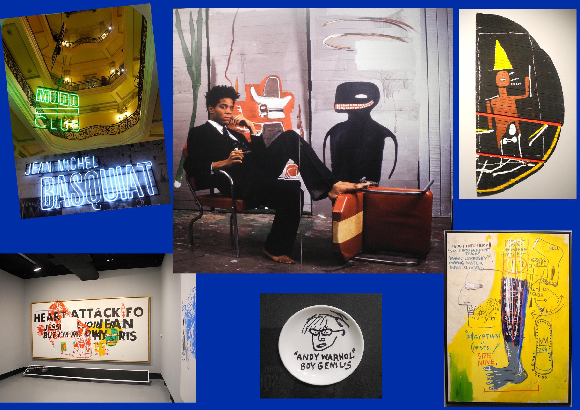 Jean-Michel Basquiat Exhibition, CCBB São Paulo, 2018, photos Alexander Moers