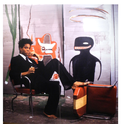 Homages to Jean-Michel Basquiat