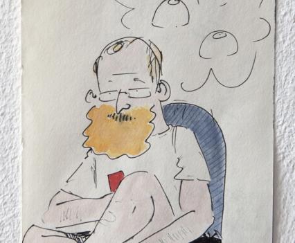 © Paul Jürgens, Dude Chair, 2017