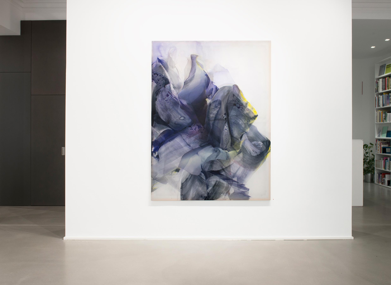 © Natascha Schmitten, Installation view PHOSPHOR, Galerie Christian Lethert, 2018_2