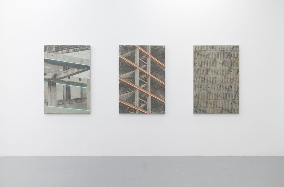 buildup, Rodriguez Gallery, Keke Vilabelda, 2015