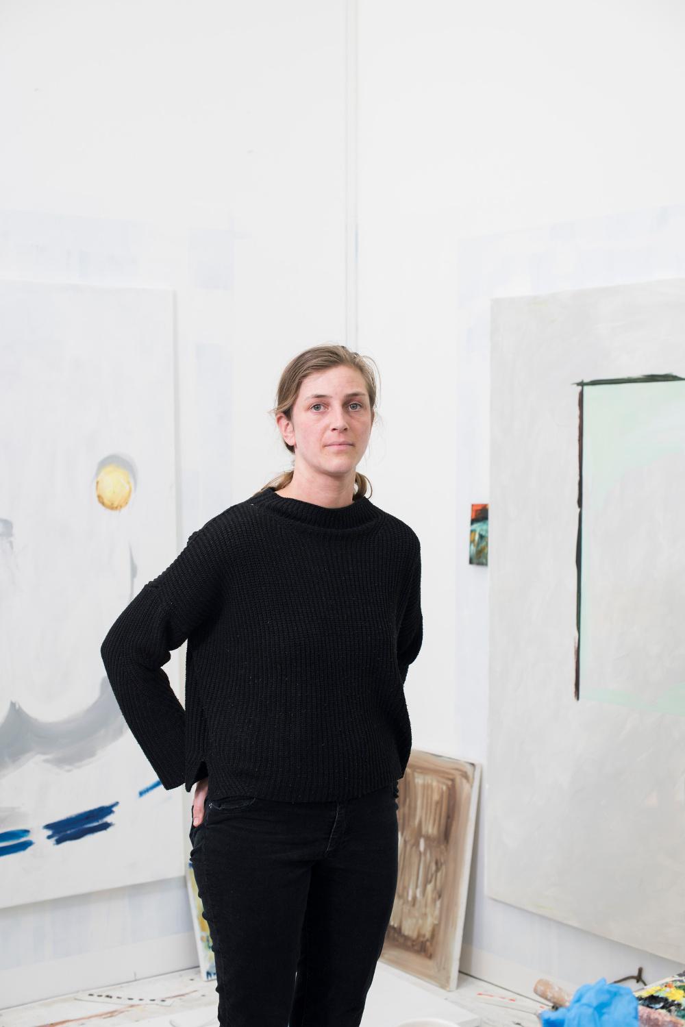 Machteld Solinger-portret vertical
