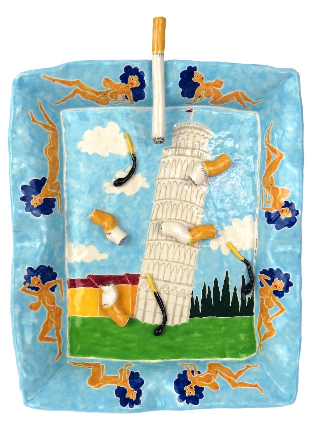 © Katy Stubbs, Leaning Tower of Pisa, 2018