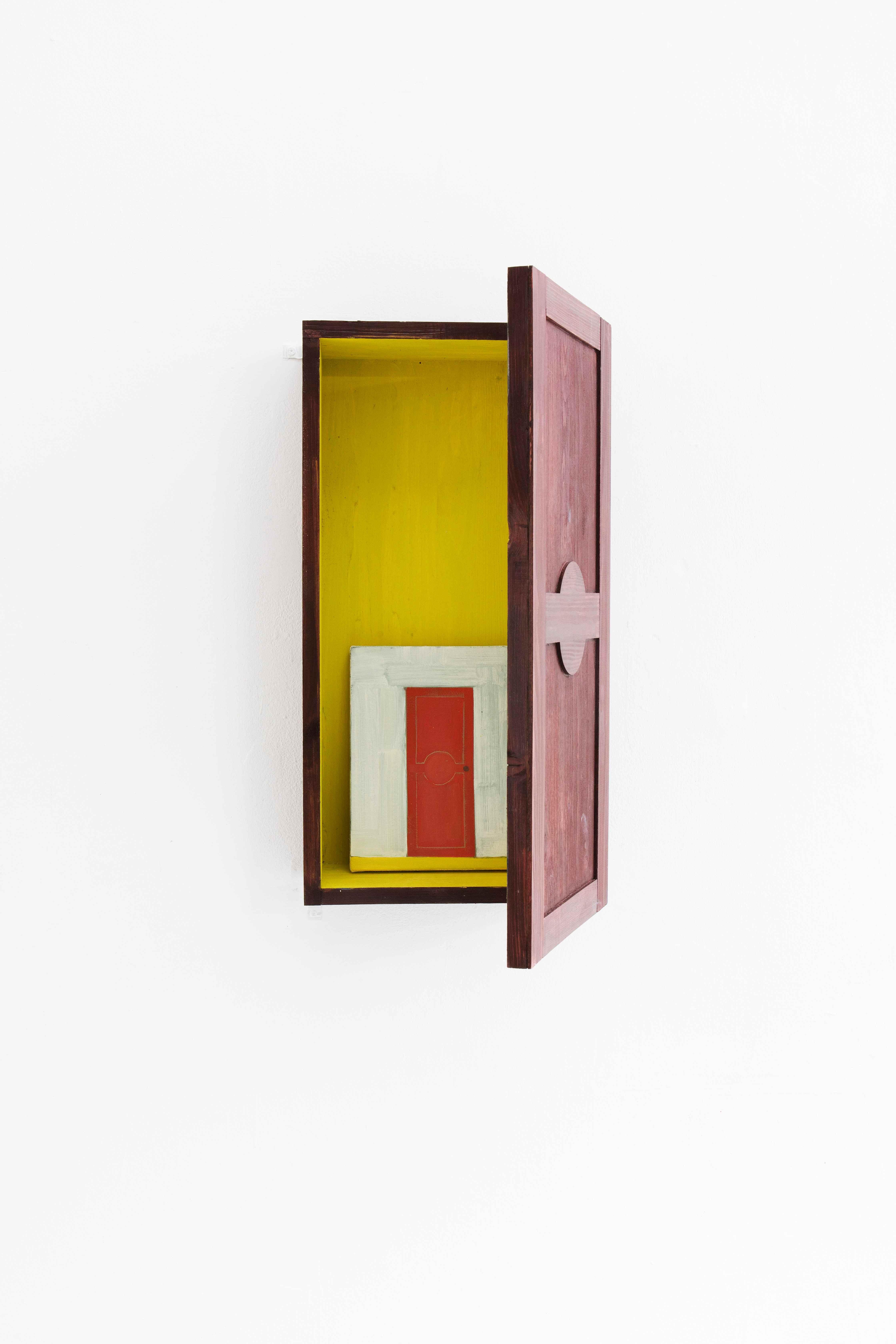 © Ahae Kim, A door, 2018, photo by Thomas Jenkins