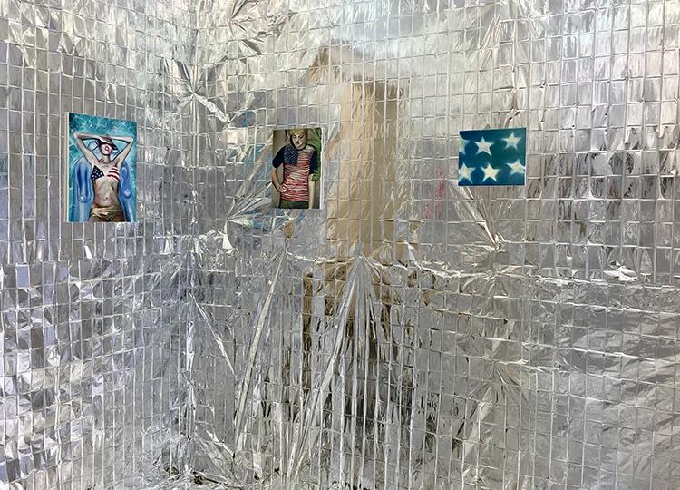 © Charlie Stein, Amerika (Installation View), 2018, copyright Charlie Stein