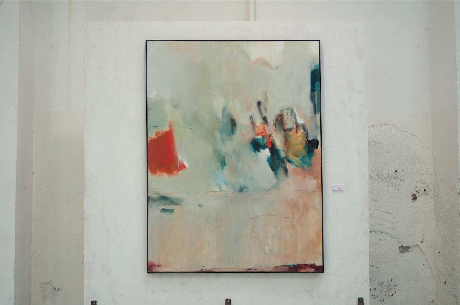 Carlos Herraiz, Abstraction, 2017