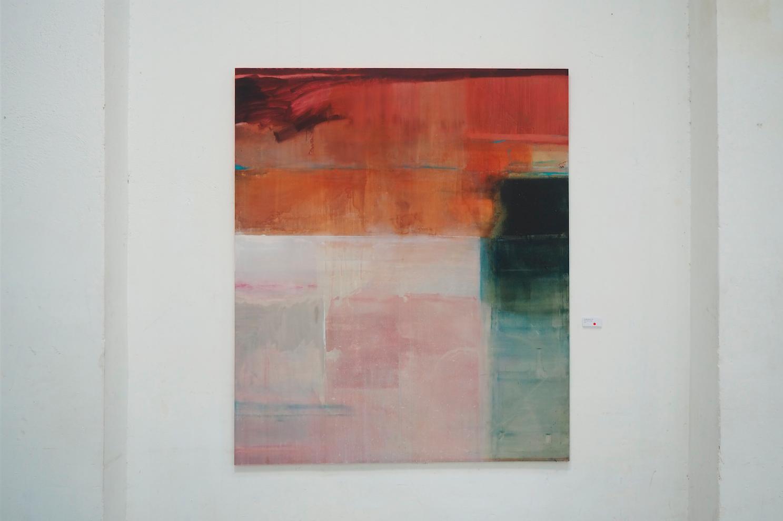 Carlos Herraiz, Abstraction I, 2018