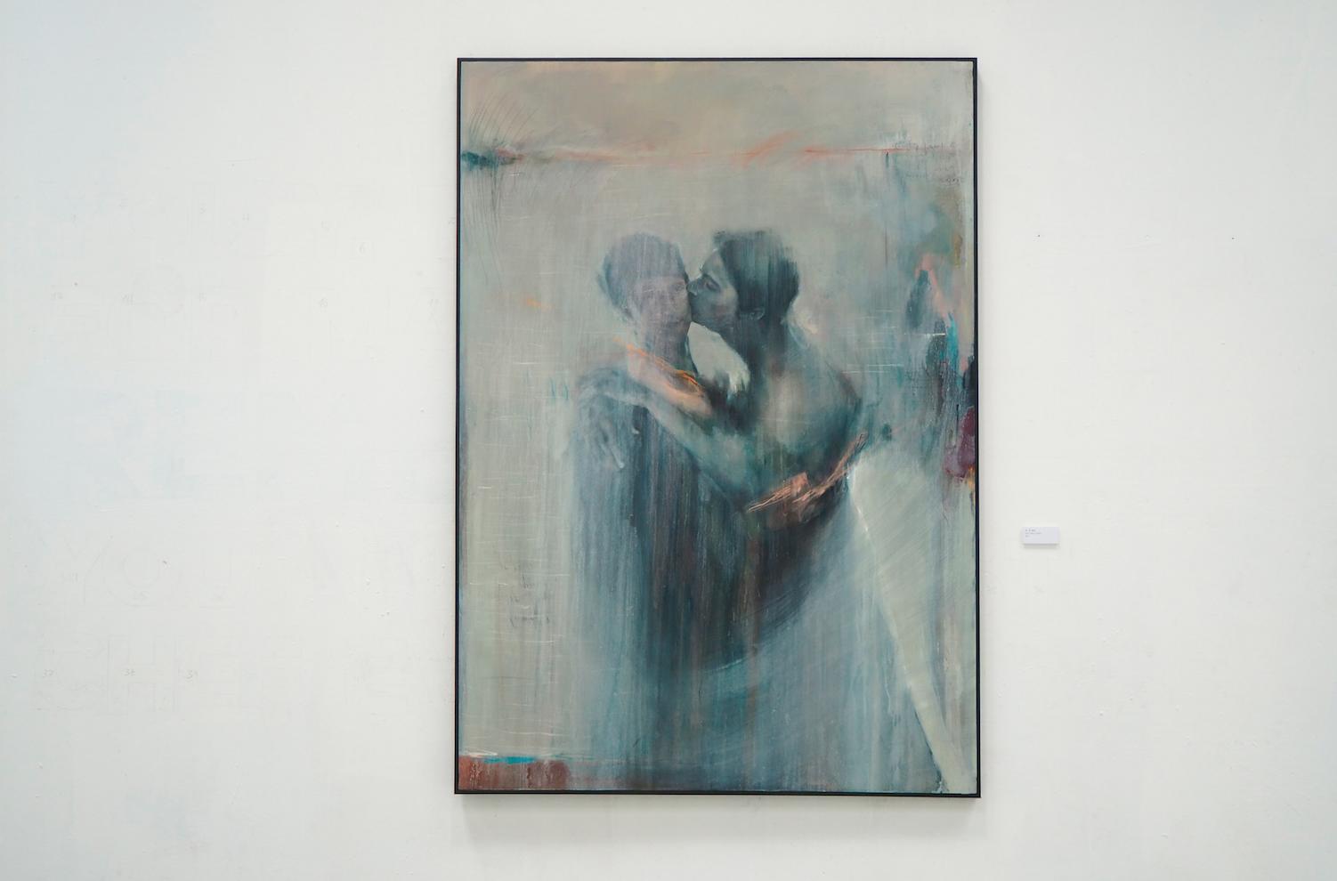 Carlos Herraiz, The Kiss, 2018