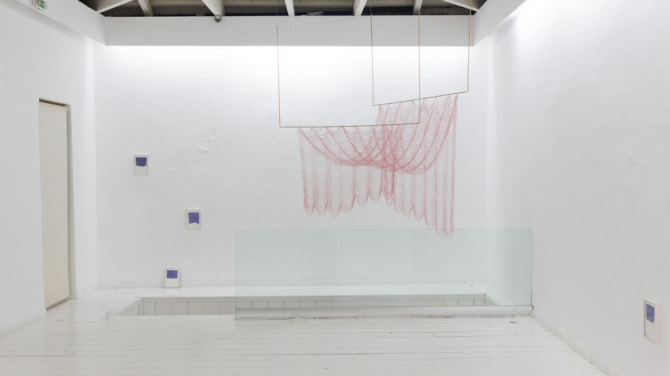 ©Mirsini Artakianou, λ, exhibition vi ew, 2019, Photographer Marco Dirr