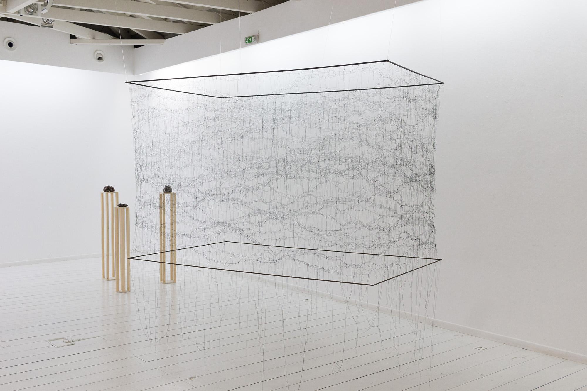 ©Mirsini Artakianou, Molpi, exhibition  view, 2019, Photographer Marco Dirr