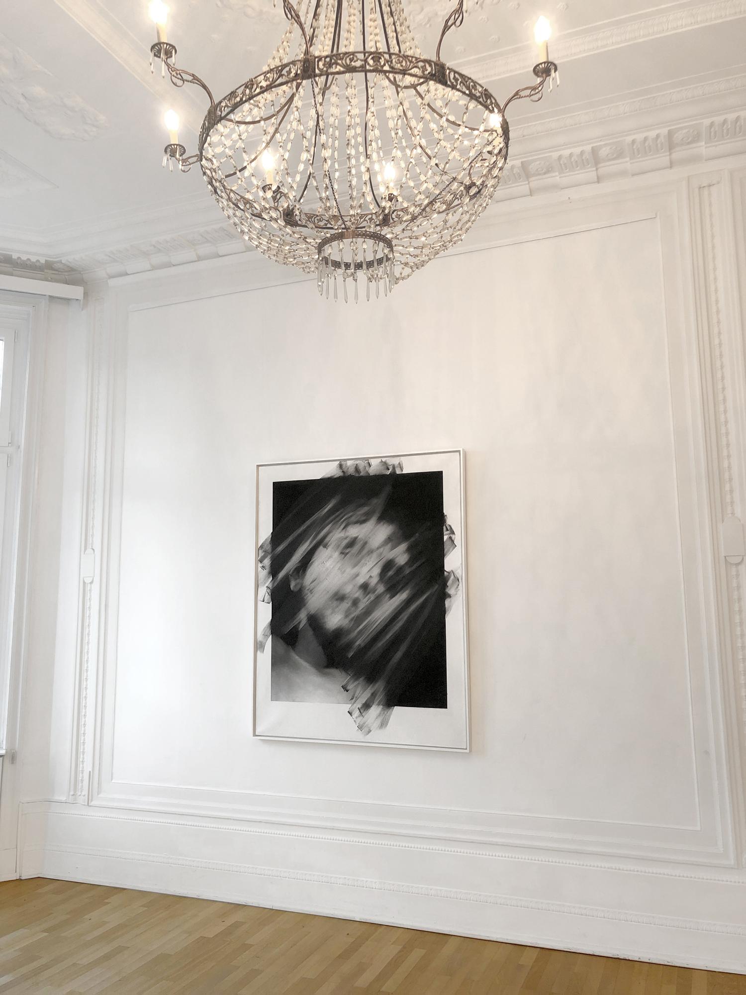 © Valentin van der Meulen, Antique, exhibition view Carte Blanche, Institut Français, Hamburg, 2019