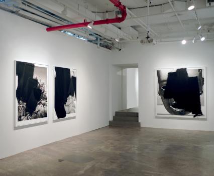 © Valentin van der Meulen, Not like this... ?, exhibition view, Allouche Gallery, New York, 2018