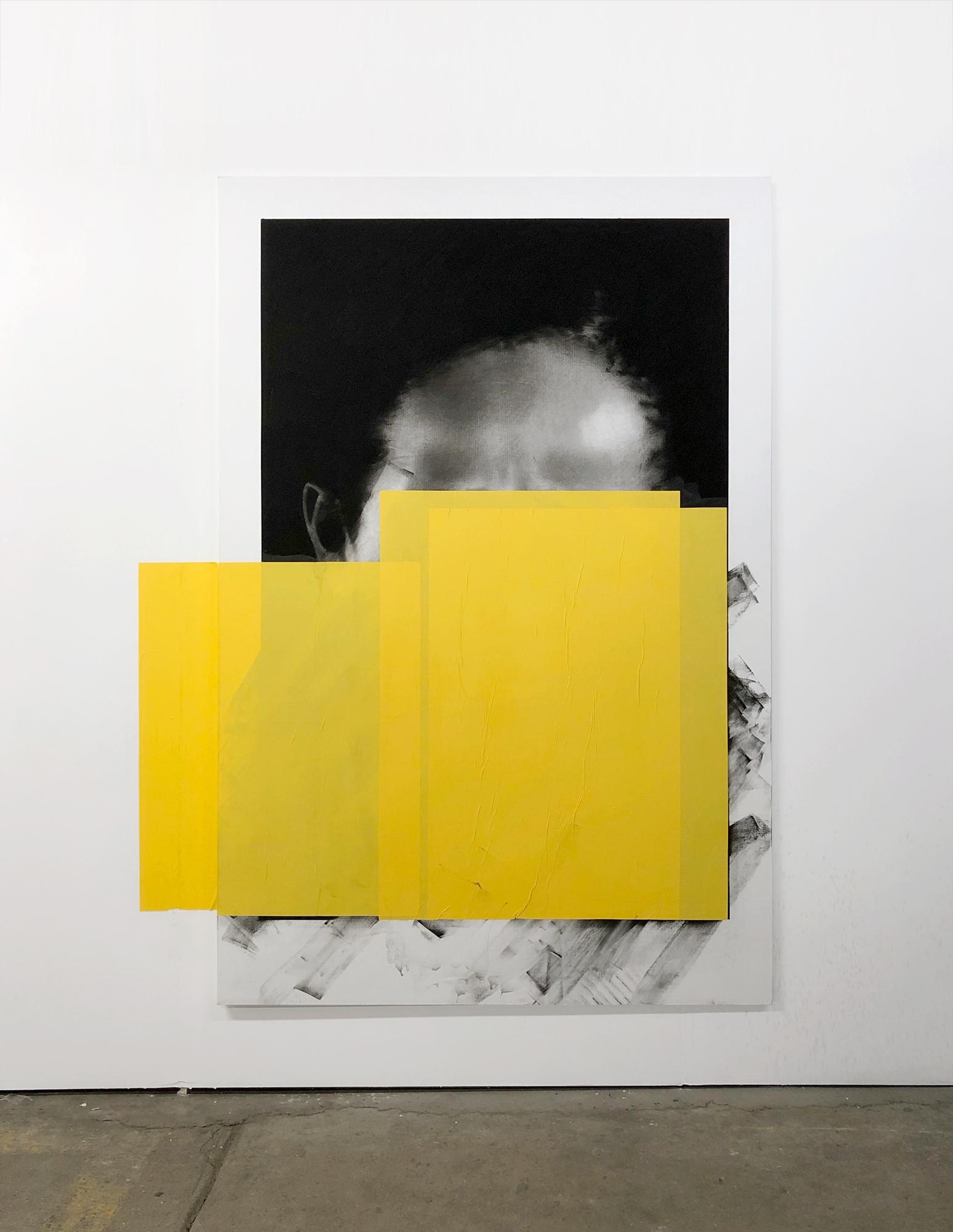 © Valentin van der Meulen, Untitled, studio view, 2020