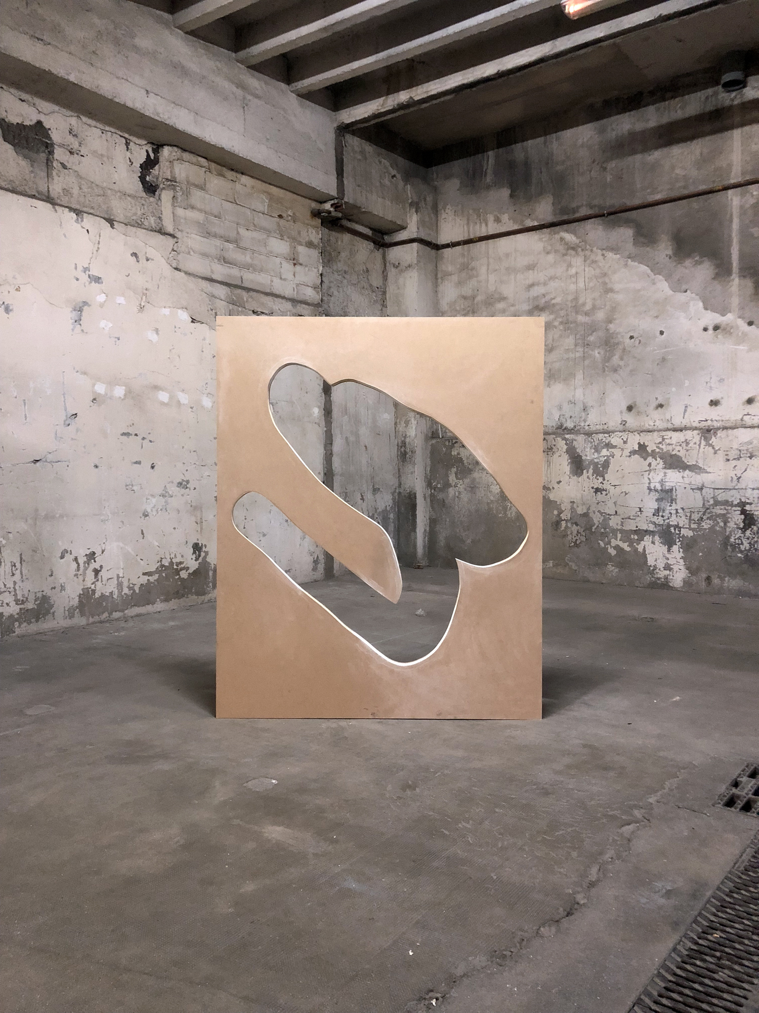 © Valentin van der Meulen,Ritorno a Majano , studio view, 2019