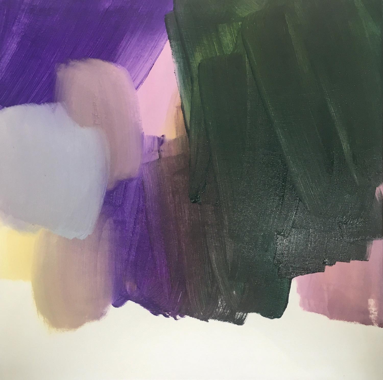 5 © Charlotte Hilbolt, untitled, 2019, oil on canvas, 80x80cm, Charlotte Hilbolt