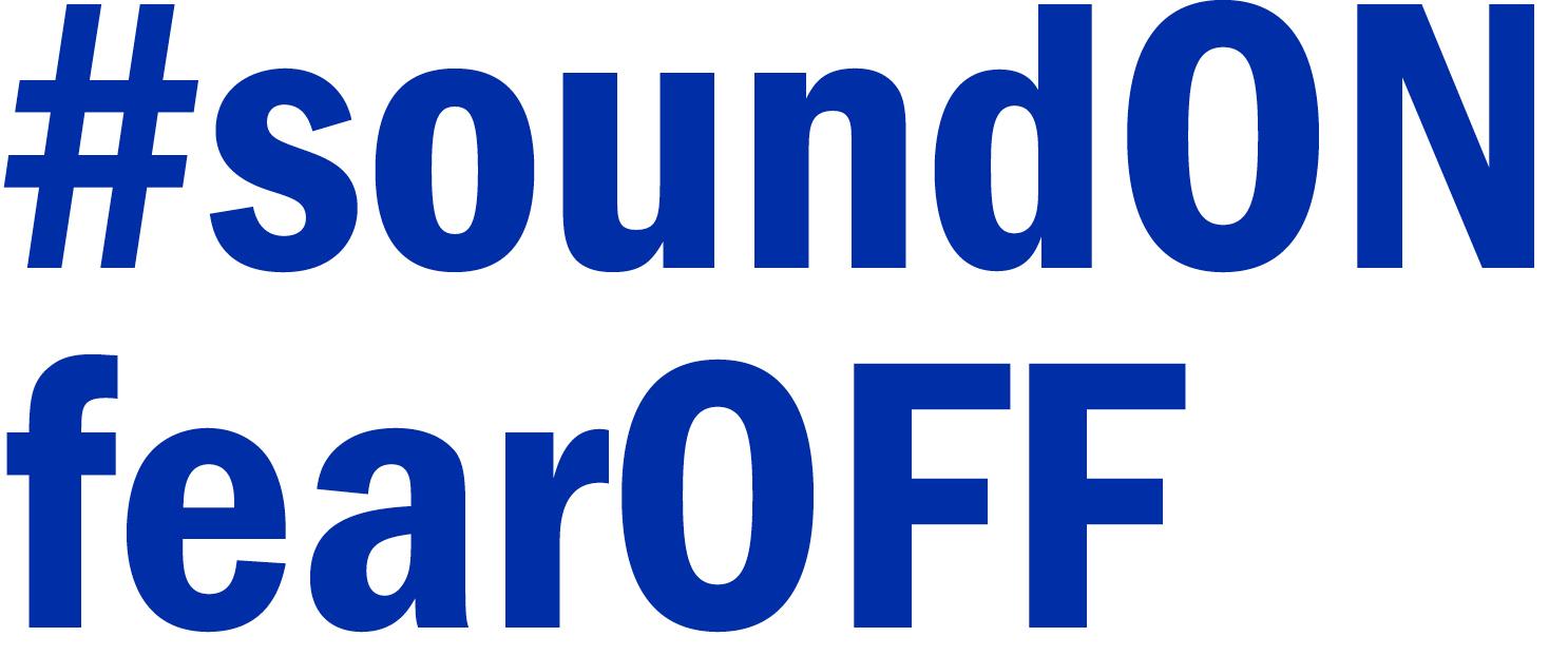 #soundonfearoff