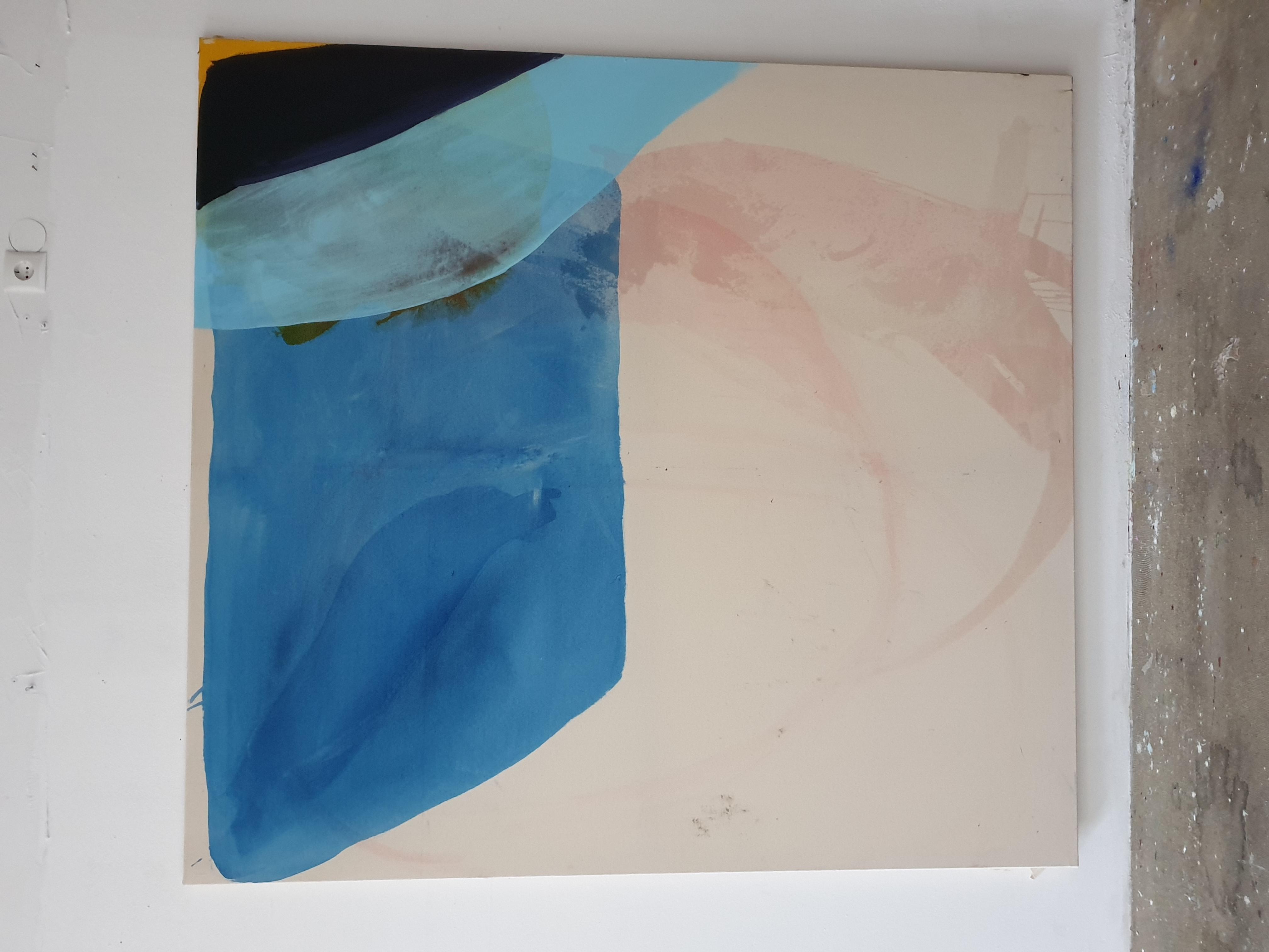 Judith Schmidt, before, 190x175cm, 2019