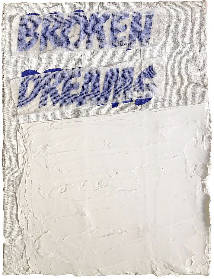 © Julie Legouez, Broken Dreams II, 2020, 40 x 30 cm