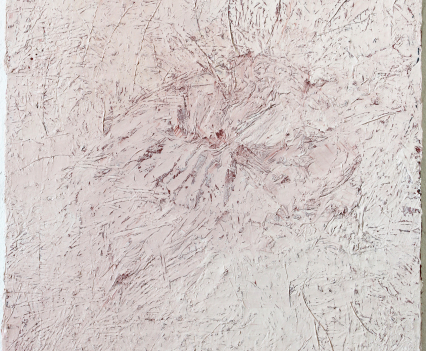Felix Becker, untitled (Flesh blossom), 2020, oil on canvas, 65,5 x 54,4 cm