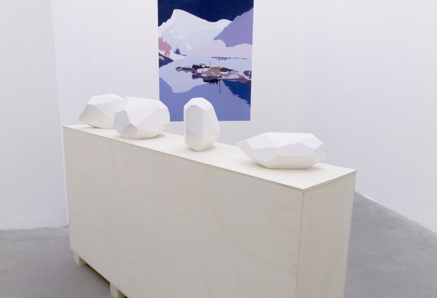 © Marion Sagon, Exhibition vie w, Autour des songes, 2018