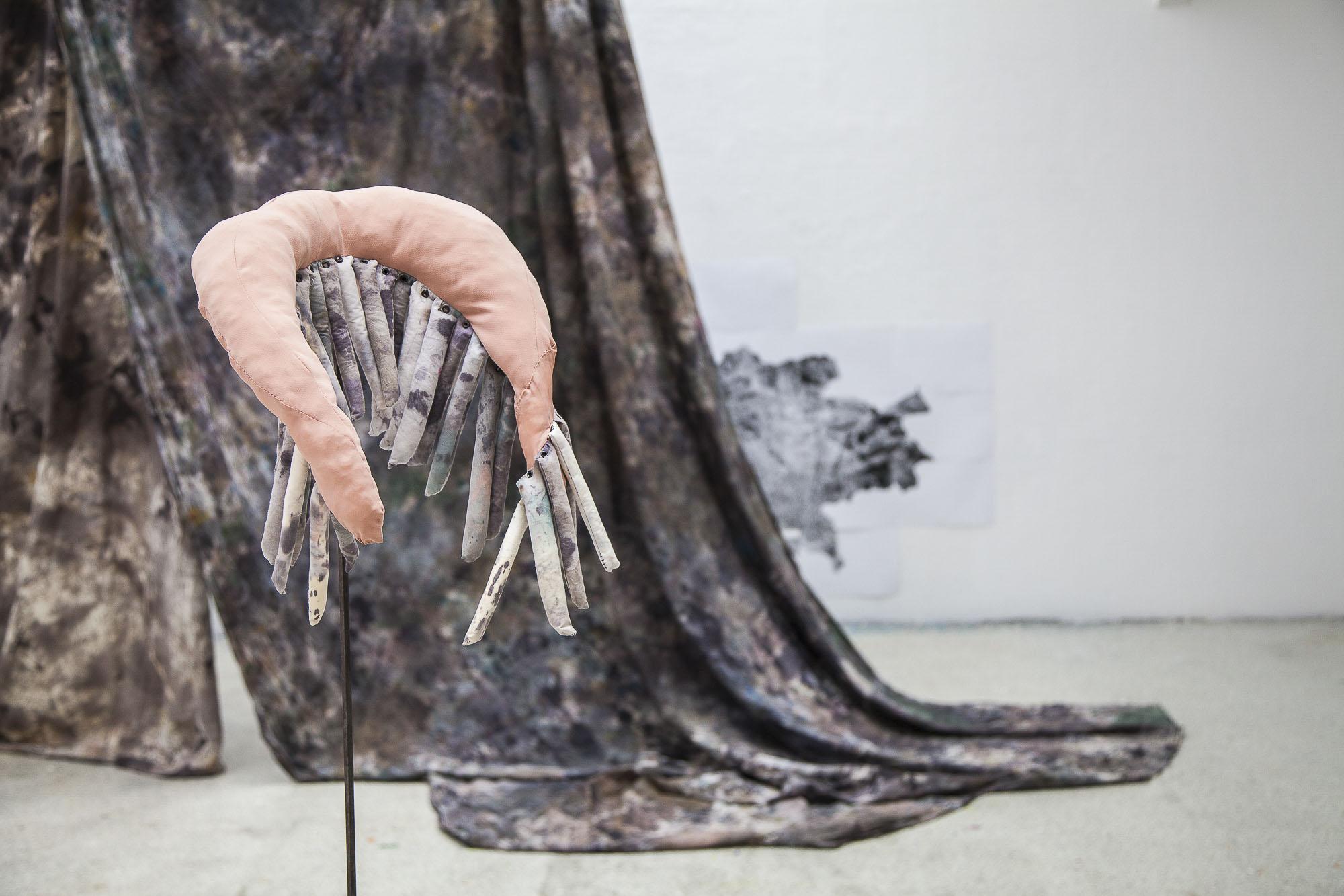 © Katharina Gahlert, object of empathy I, exhibition view, 2019