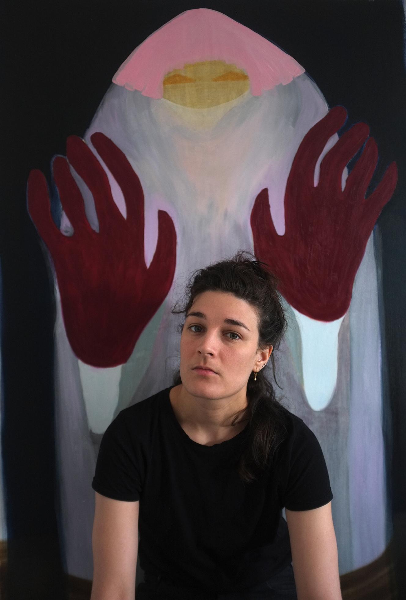 Elena Rosalia Apollonio © Gregor Fuchs