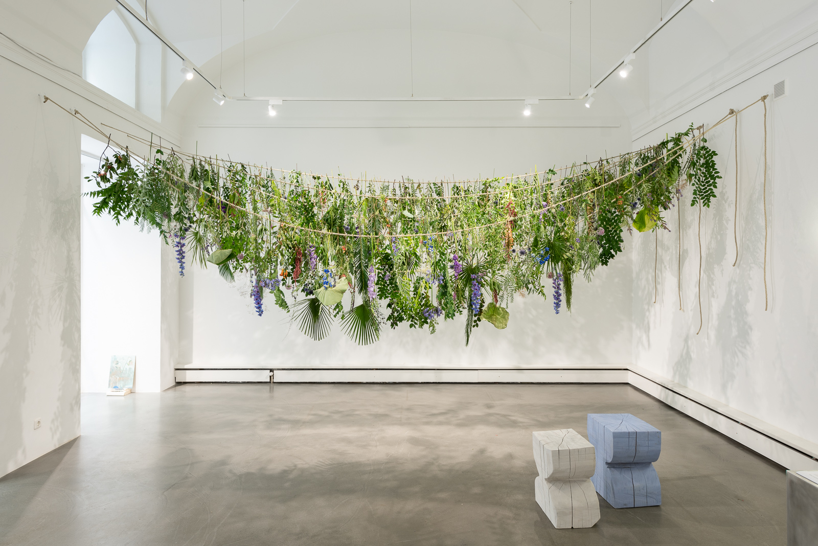 Evalie Wagner, Jardin perdu, 2019 photographed by Matthias Aschauer