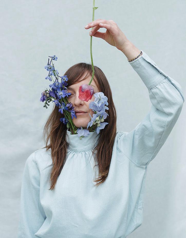 Evalie Wagner, 2020 photographed by David Schermann